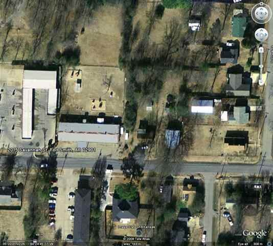 Commercial / Industrial for Sale at 2015 Savannah Street Fort Smith, Arkansas 72903 United States
