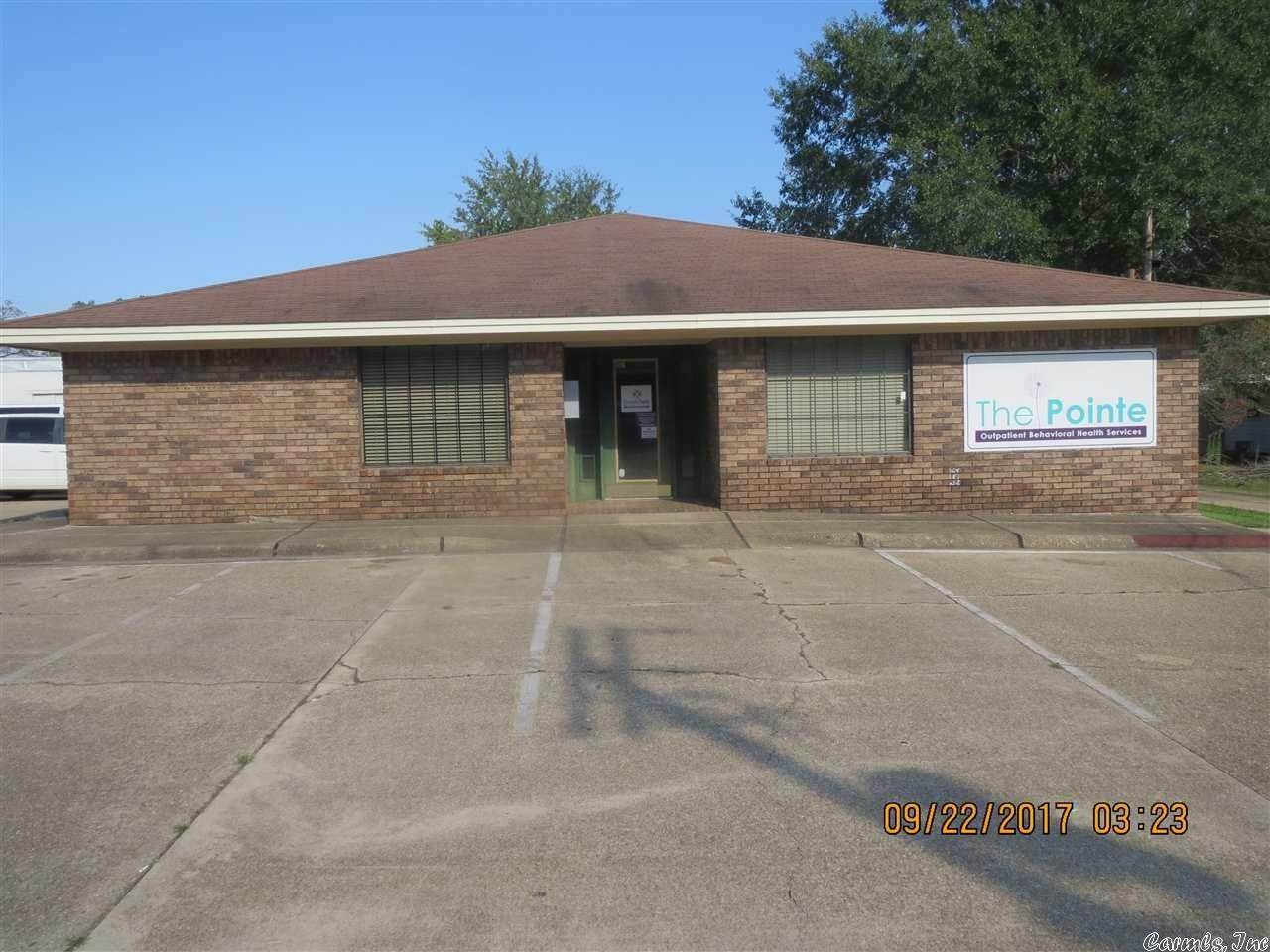 Commercial / Industrial for Sale at 300 N Clifton Street Fordyce, Arkansas 71742 United States