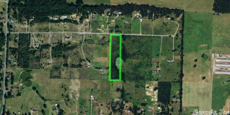 Vacant land for Sale at Lot 23 Caney Meadows Drive Plumerville, Arkansas 72127 United States