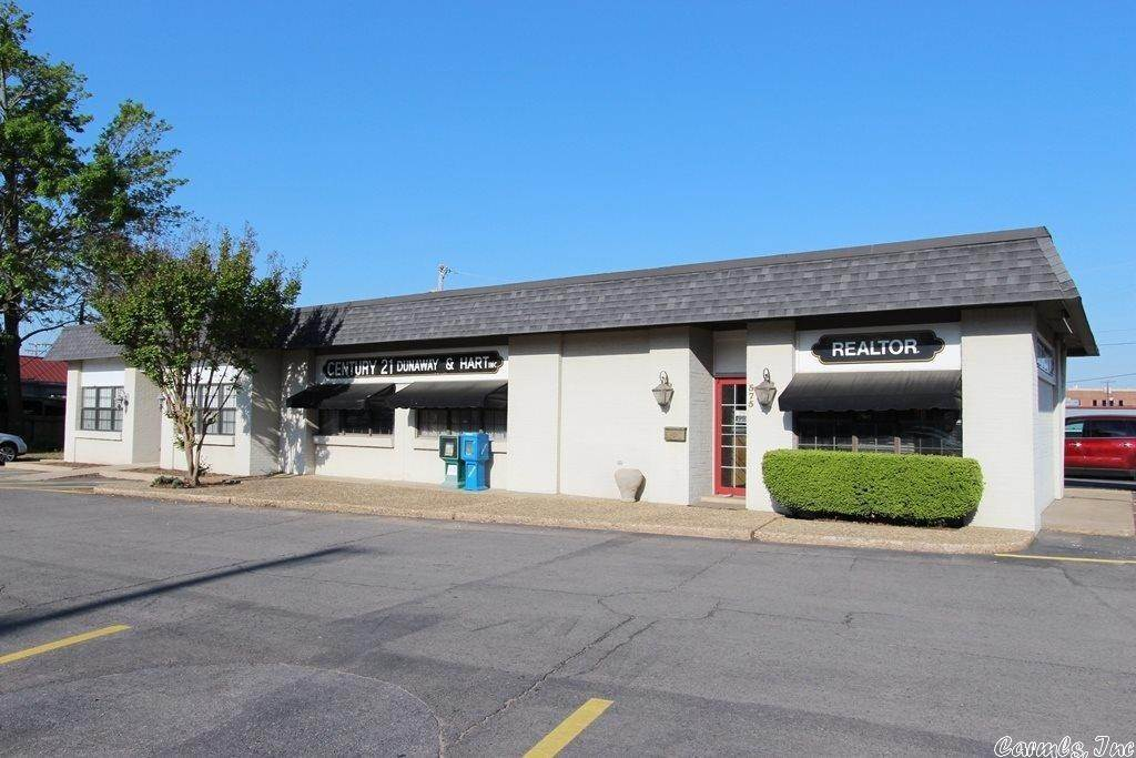 Commercial / Industrial at 575-A Harkrider Street Conway, Arkansas 72032 United States