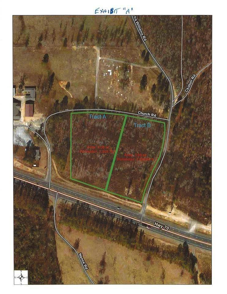 Vacant land for Sale at Tract A Highway 70 and Ira Williams Lonsdale, Arkansas 72087 United States