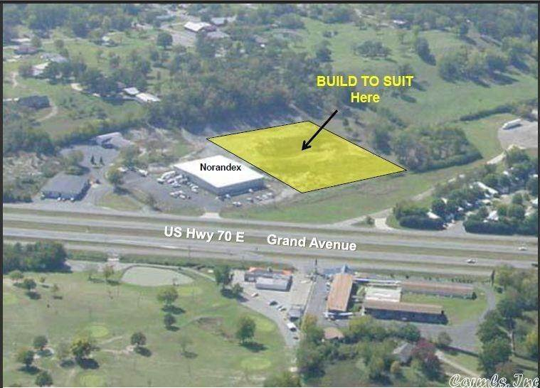 Commercial / Industrial at 1920 E Grand Avenue Hot Springs, Arkansas 71901 United States