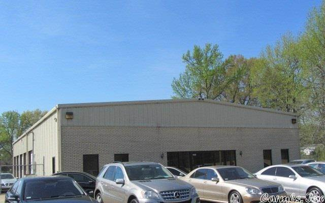 Commercial / Industrial for Sale at 8890 Landers Road Sherwood, Arkansas 72120 United States