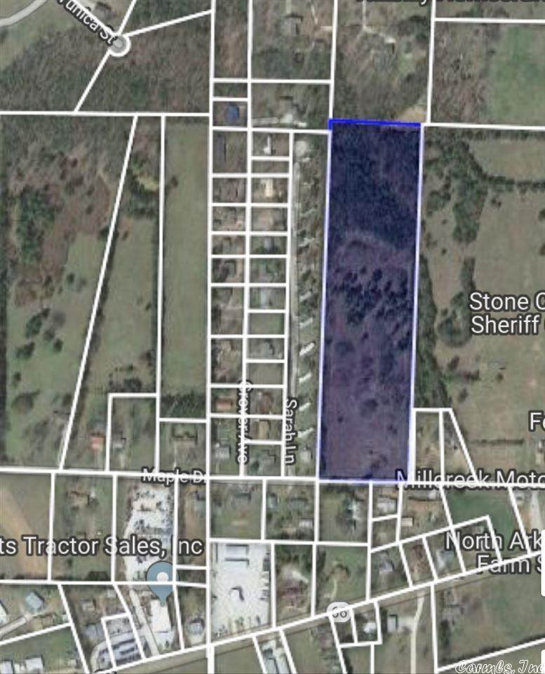 Vacant land for Sale at Maple Drive Mountain View, Arkansas 72560 United States