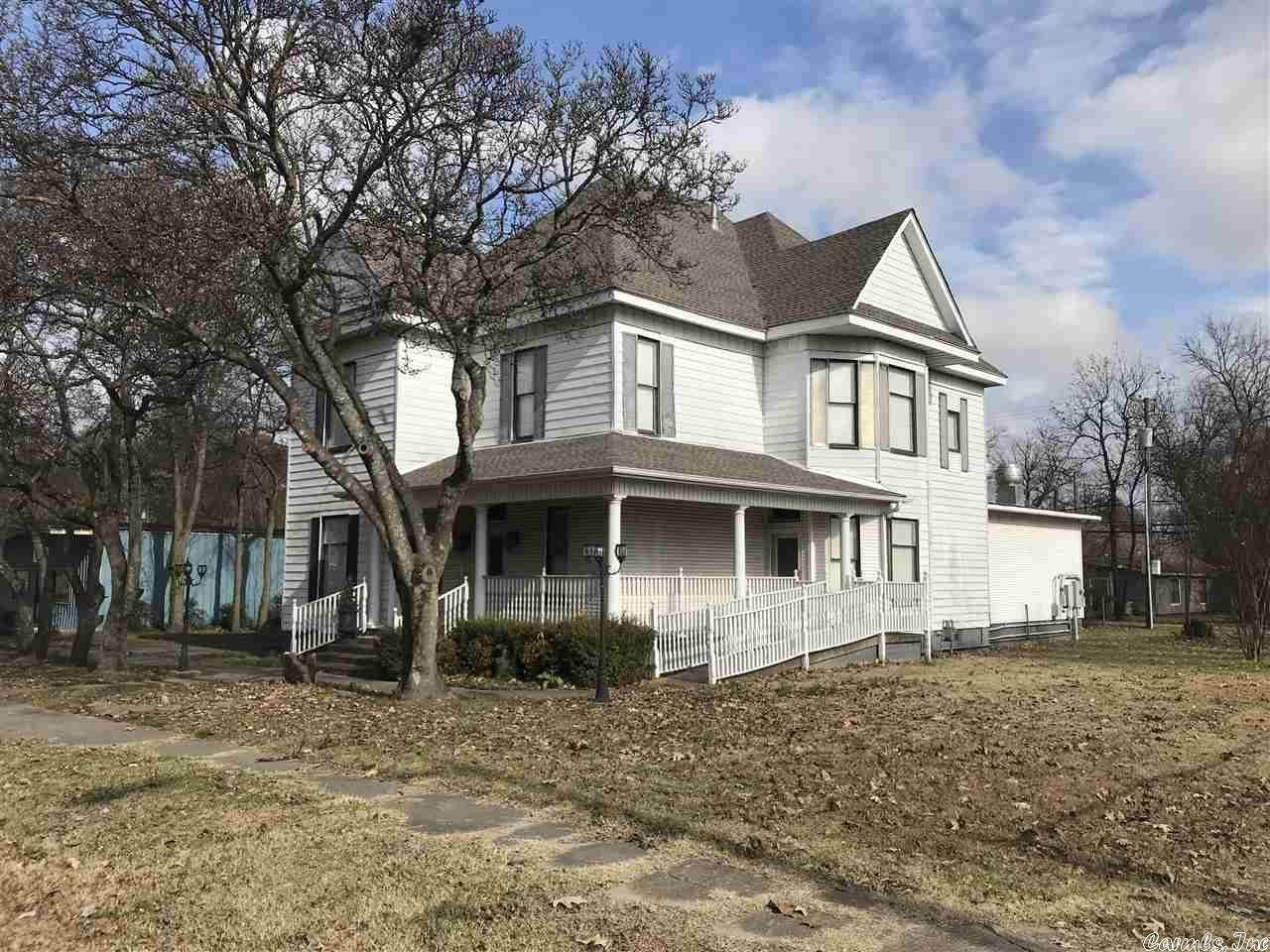 Residential for Sale at 311 N Edmonds Avenue McCrory, Arkansas 72171 United States