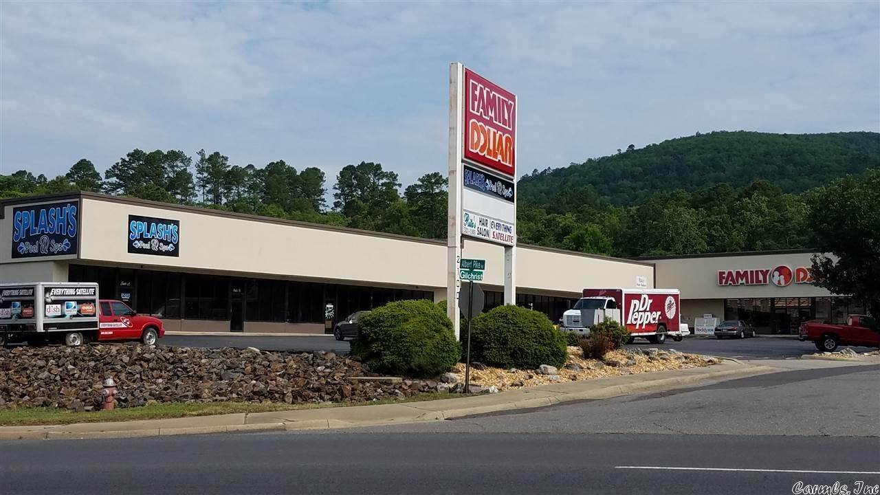 Commercial / Industrial at 2100 Albert Pike Road Hot Springs, Arkansas 71913 United States