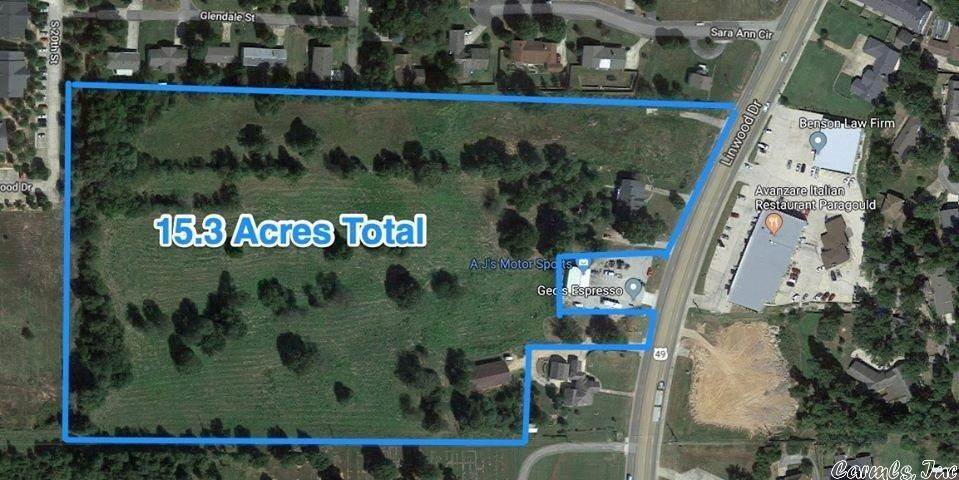 Vacant land for Sale at 1008-1010 LINWOOD Drive Paragould, Arkansas 72450 United States