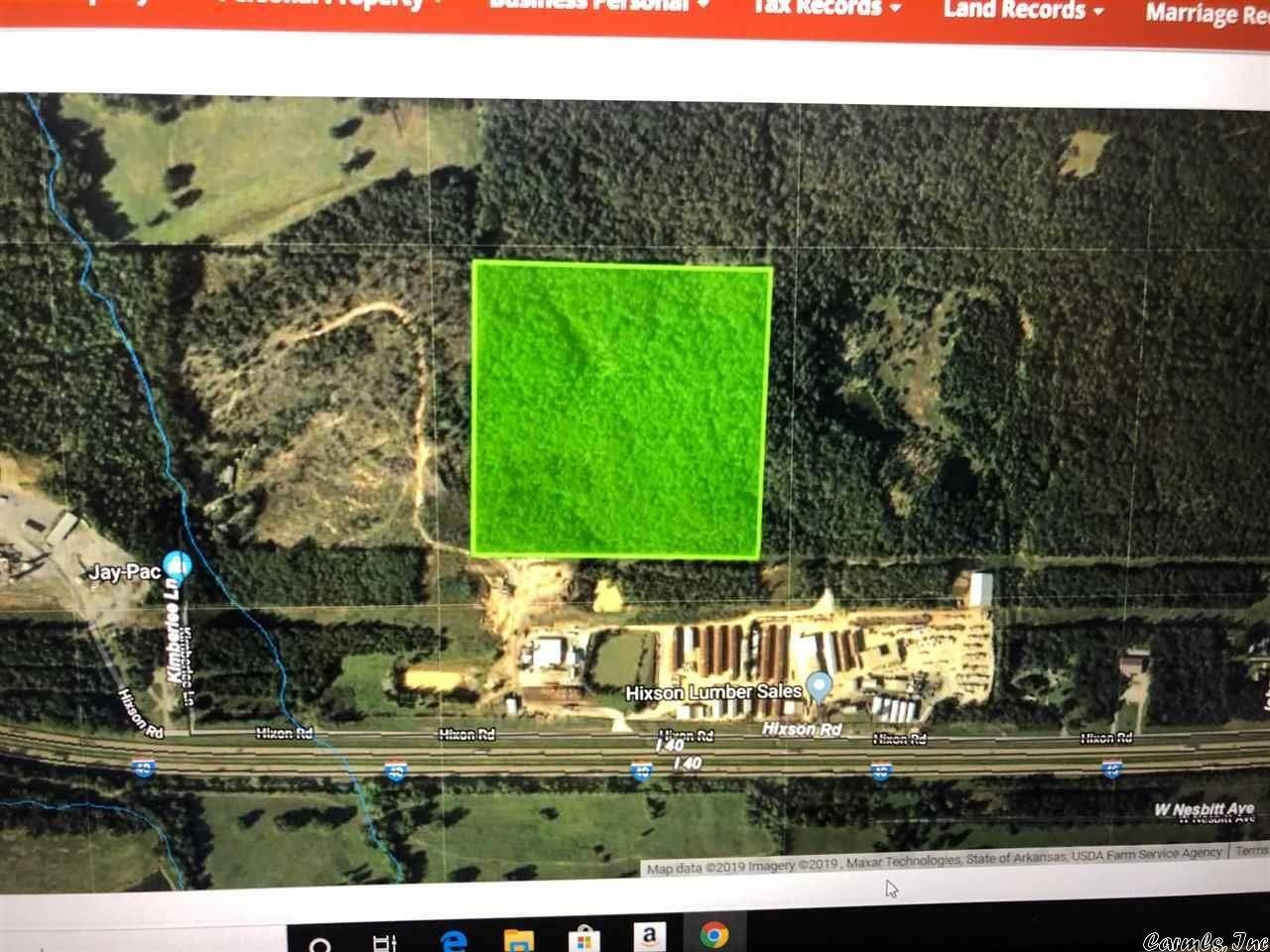Vacant land for Sale at Hixson Plumerville, Arkansas 72127 United States
