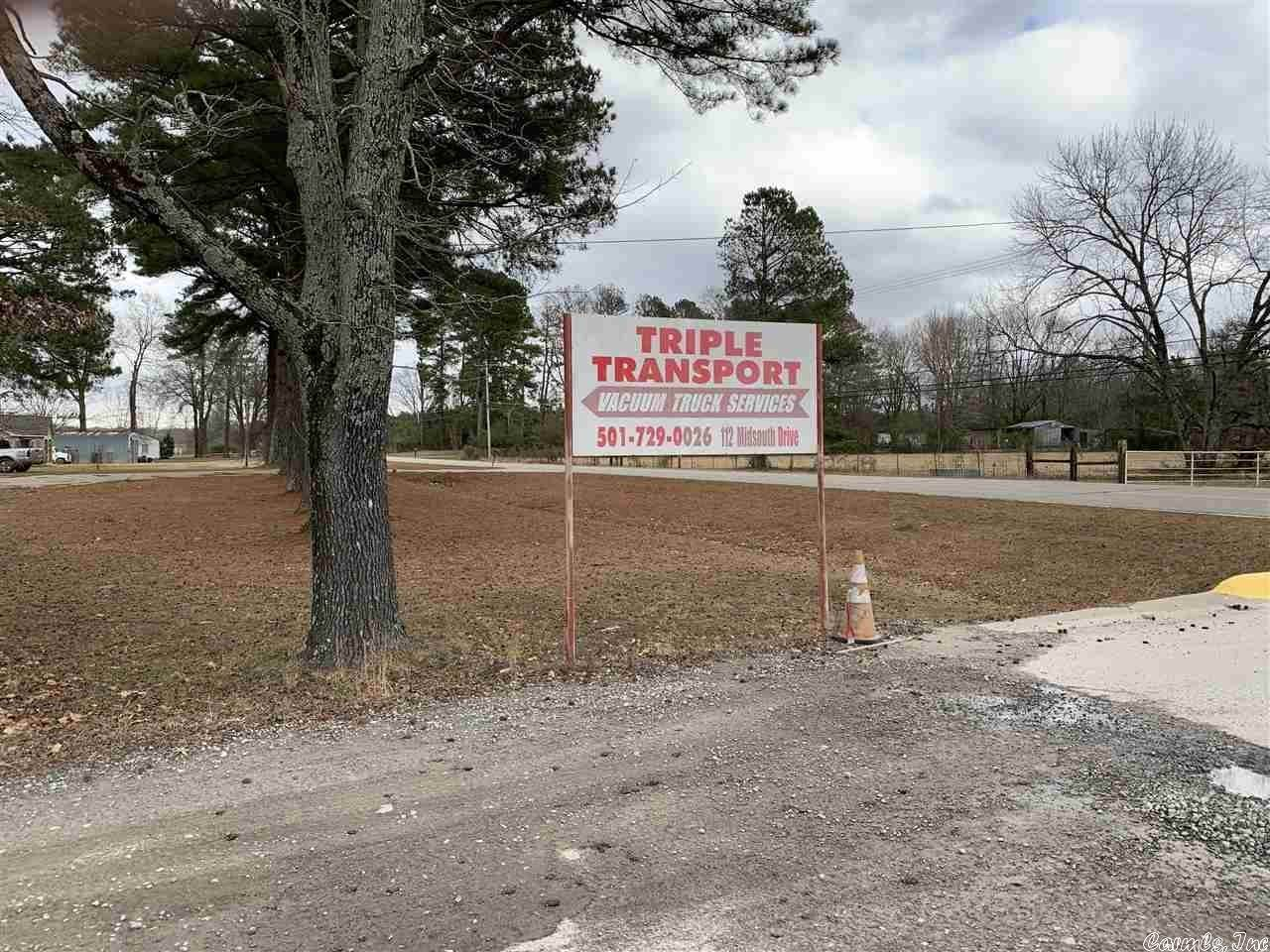 Commercial / Industrial for Sale at 112 Midsouth Judsonia, Arkansas 72081 United States
