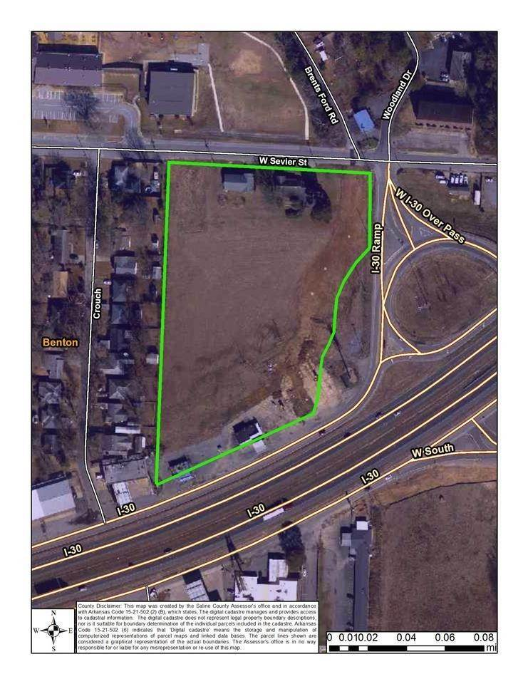 Vacant land for Sale at 15604-15639 Interstate 30 Benton, Arkansas 72019 United States