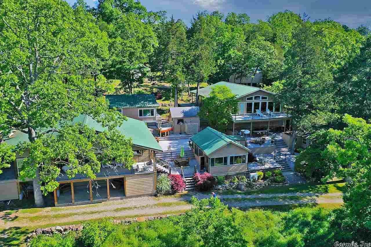 Residential for Sale at 460 County Road 801 Gamaliel, Arkansas 72537 United States
