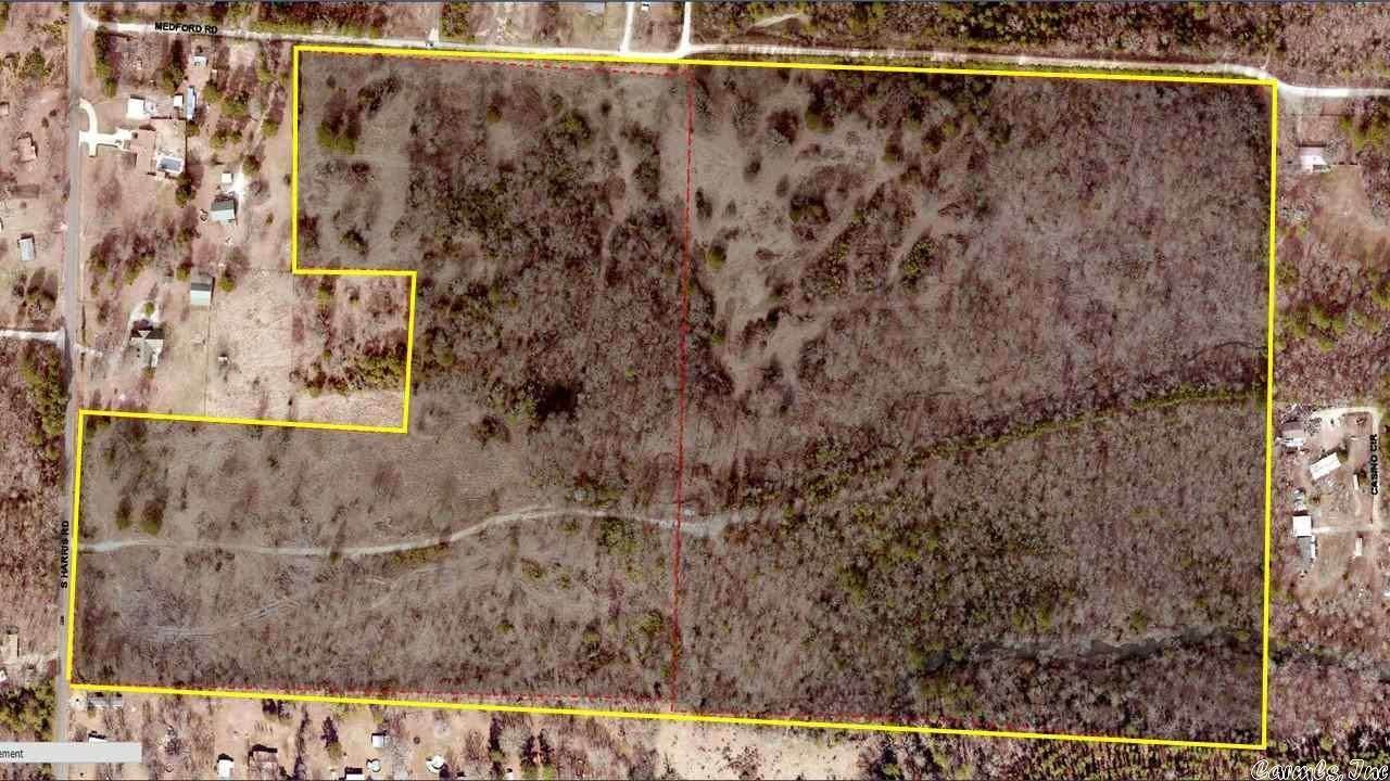 Vacant land for Sale at S Harris Road Pearcy, Arkansas 71964 United States