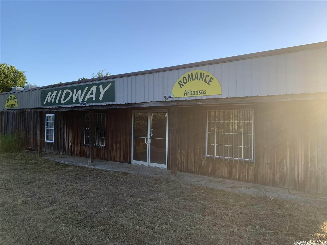 Commercial / Industrial for Sale at 1932 Highway 5 Romance, Arkansas 72136 United States