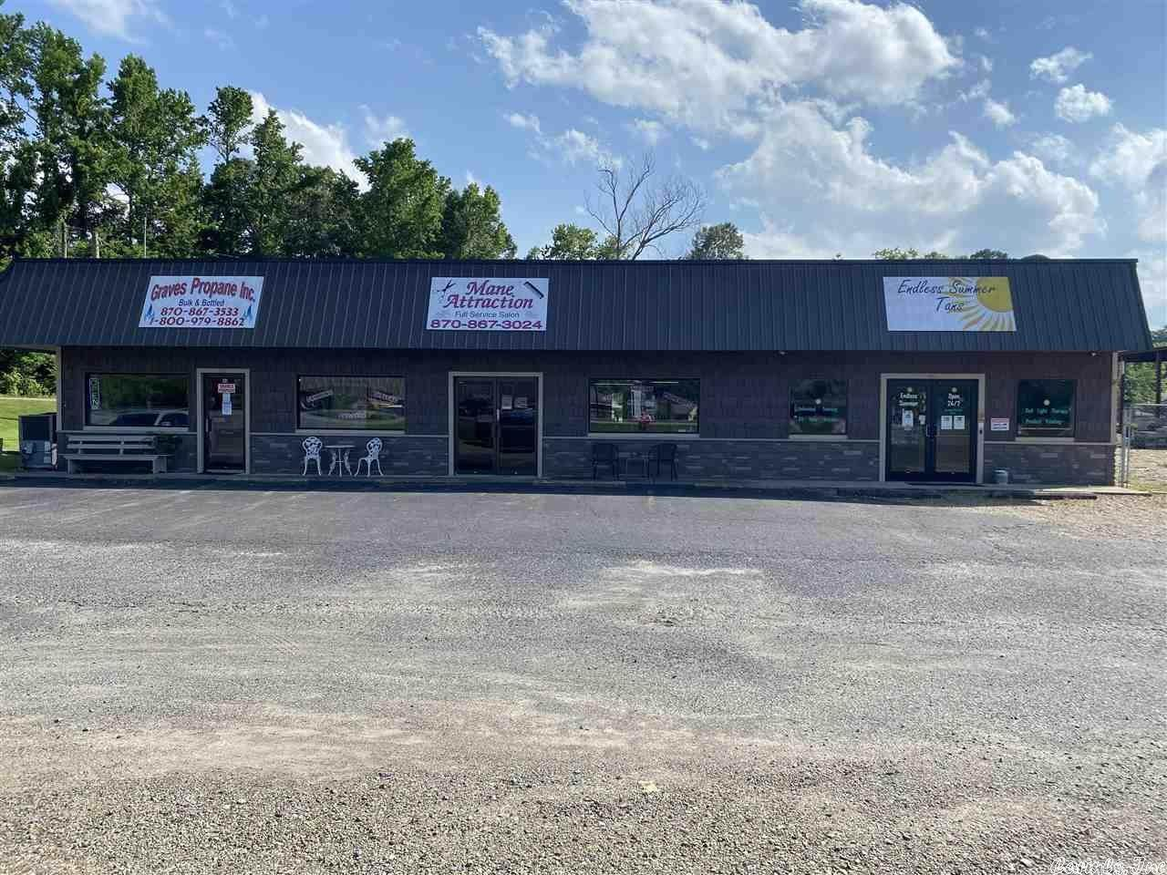 Commercial / Industrial for Sale at 201 Highway 270 West Highway Mount Ida, Arkansas 71957 United States