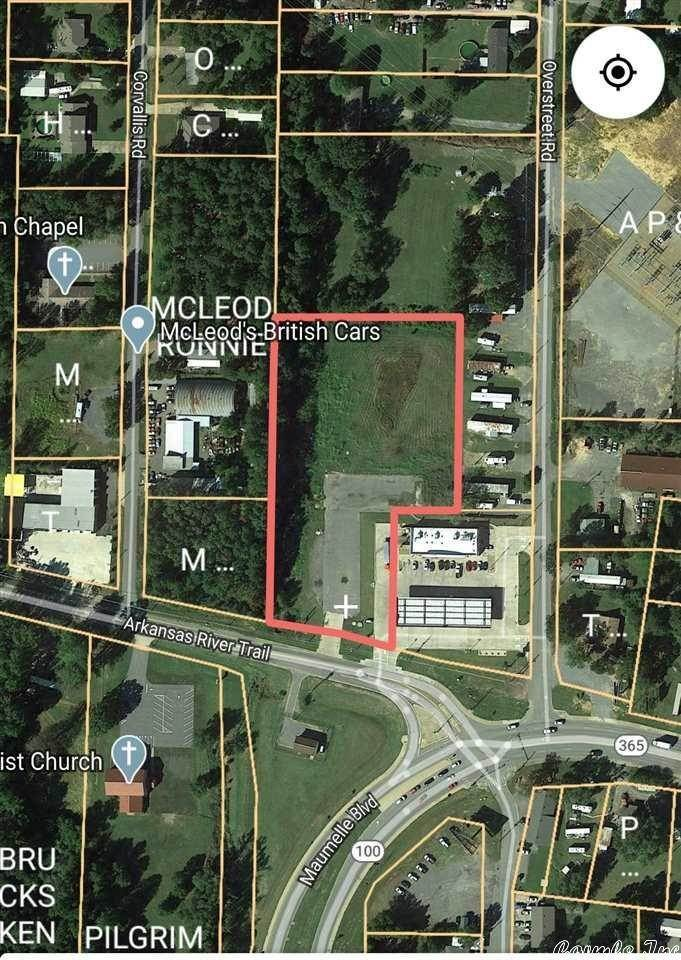 Vacant land for Sale at 21600 N Highway 365 Maumelle, Arkansas 72113 United States