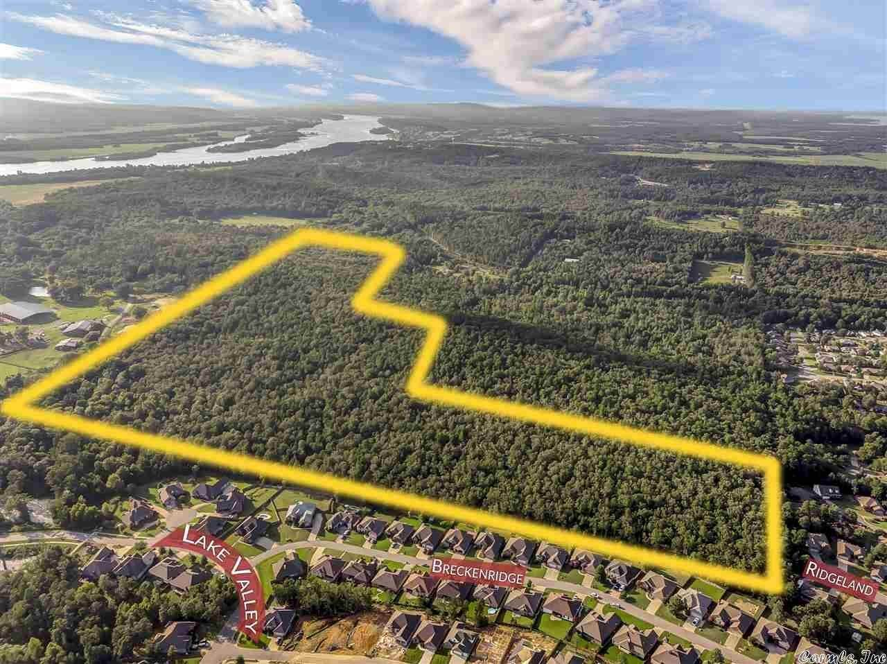Vacant land for Sale at 11801 Tracks Road Maumelle, Arkansas 72113 United States