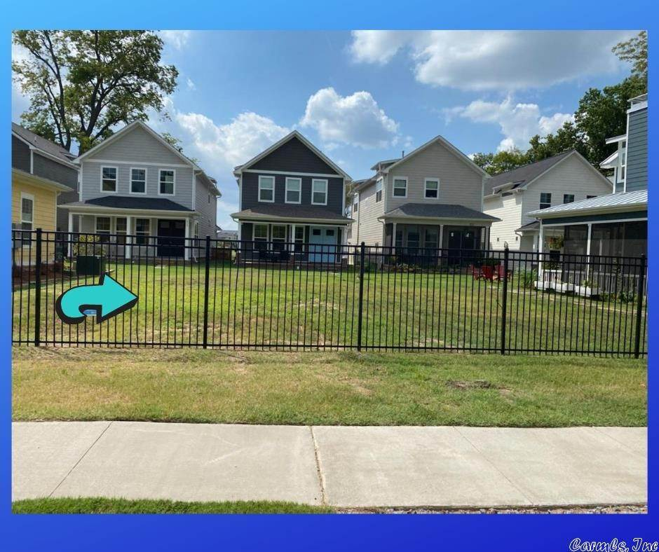 Vacant land for Sale at 317 Parker Street North Little Rock, Arkansas 72124 United States