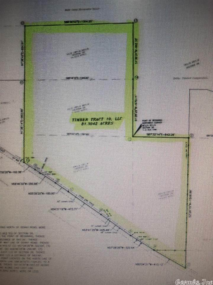 9. Vacant land for Sale at Denny Road Little Rock, Arkansas 72223 United States