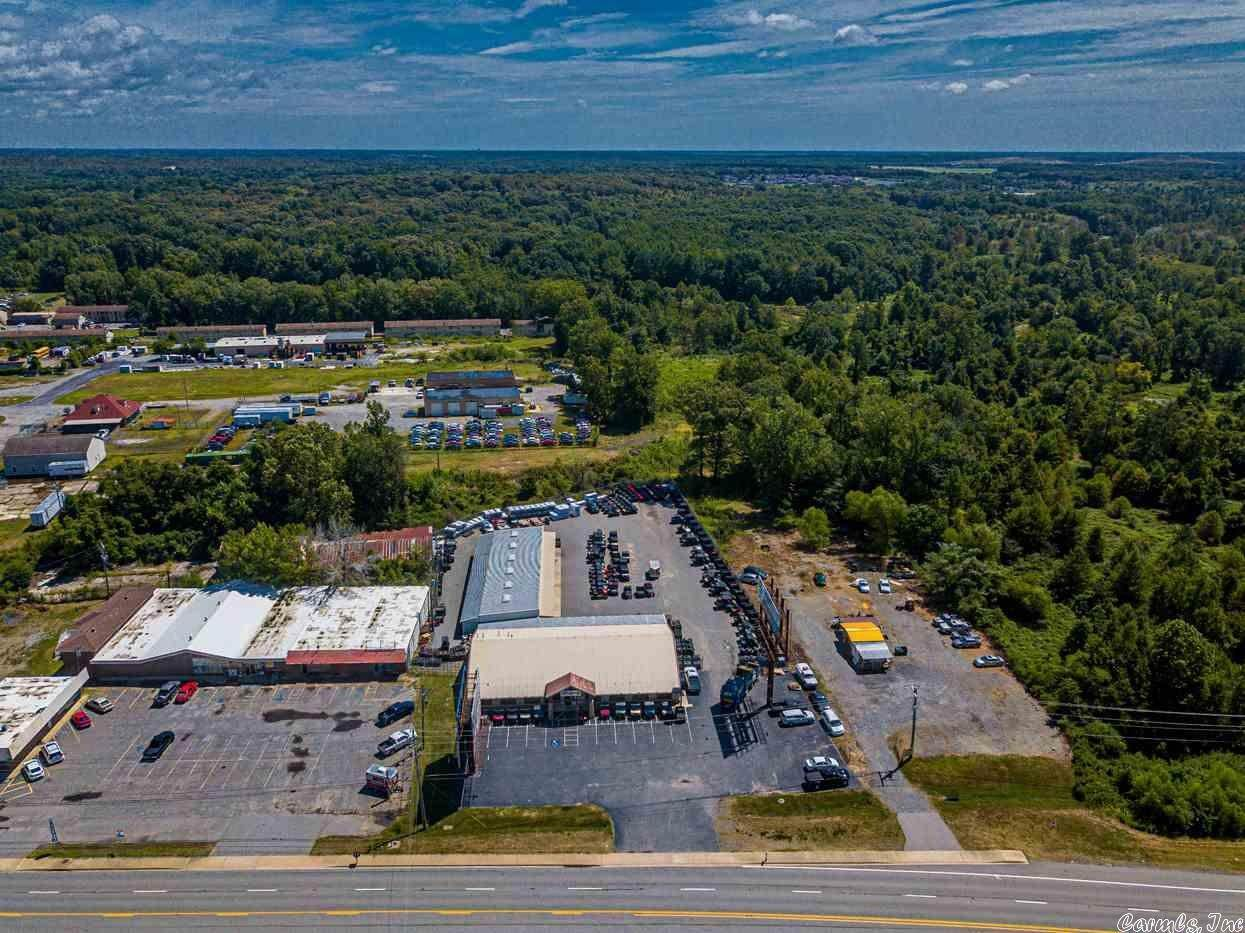 Commercial / Industrial for Sale at 14100 Highway 107 Sherwood, Arkansas 72120 United States