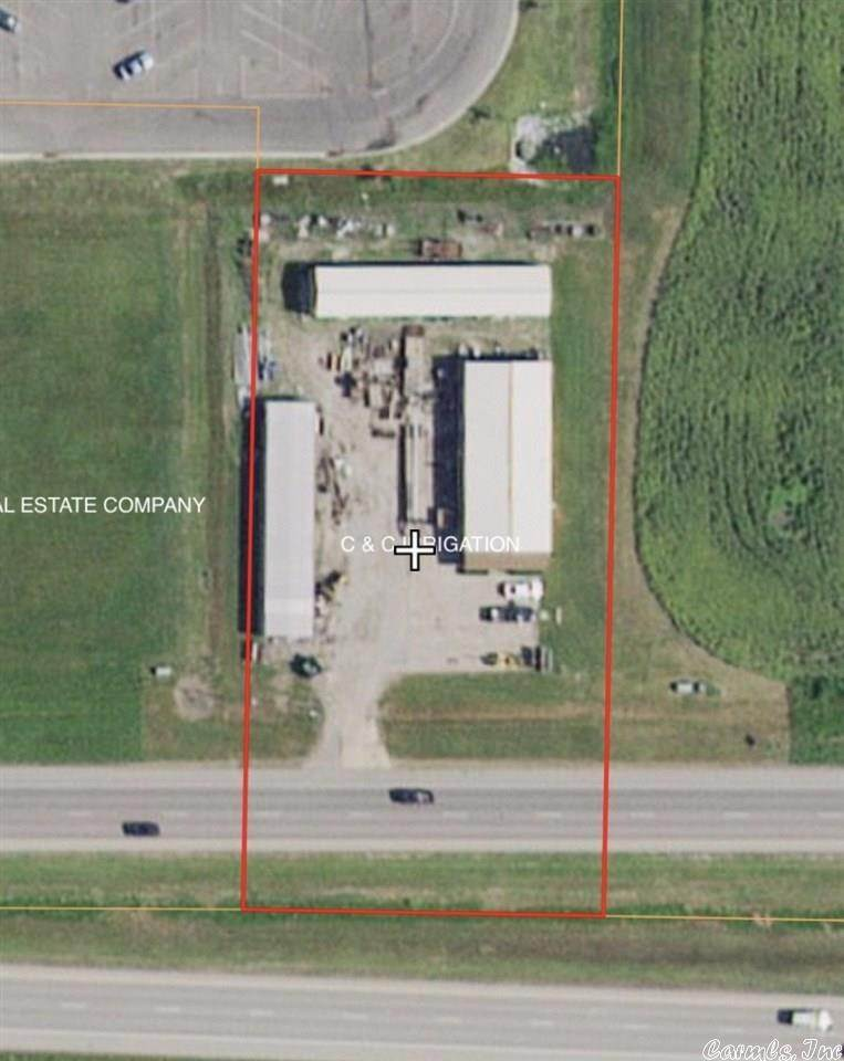 Commercial / Industrial for Sale at 2690 W Keiser Avenue Osceola, Arkansas 72370 United States