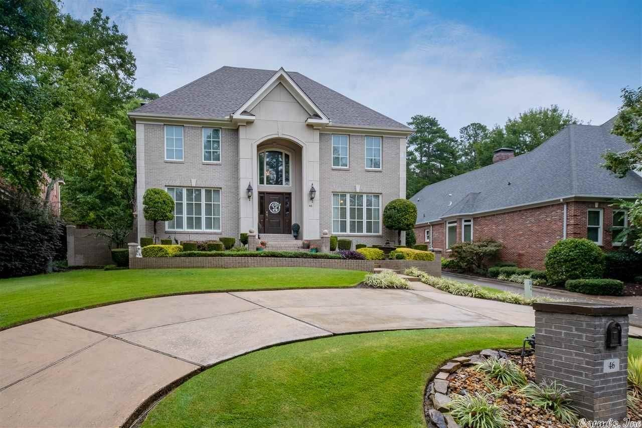 Residential for Sale at 46 Duclair Court Little Rock, Arkansas 72223 United States