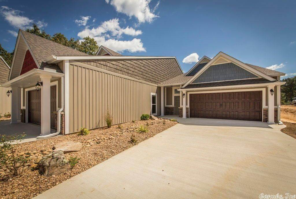 condo / townhouse / duple for Sale at 113 Osage Point Drive Fairfield Bay, Arkansas 72088 United States
