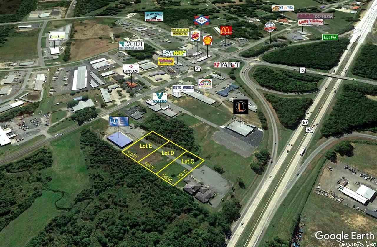 Vacant land for Sale at 136 Professional Drive Cabot, Arkansas 72023 United States