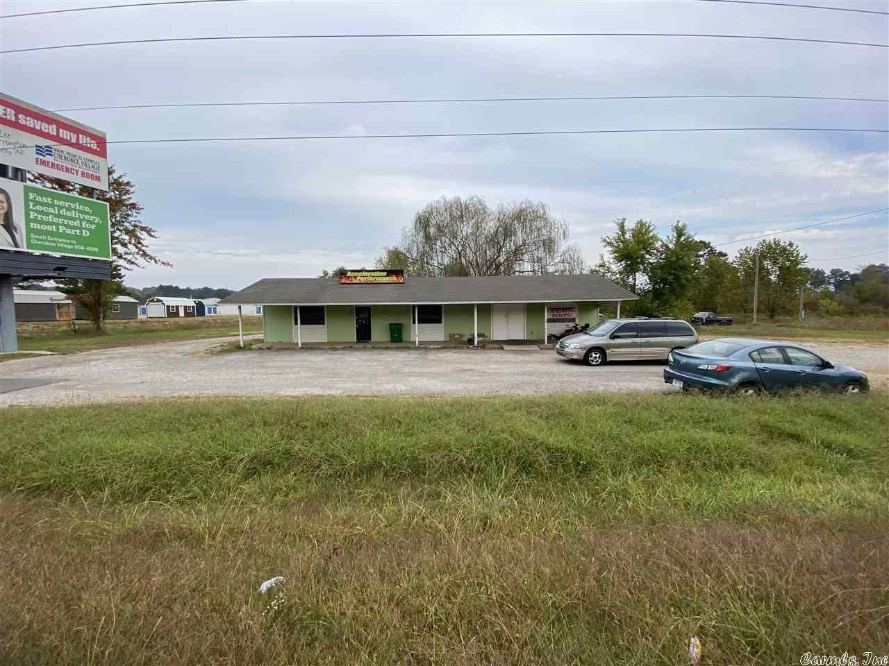 Ranch for Sale at 537 Highway 62/412 Ash Flat, Arkansas 72513 United States