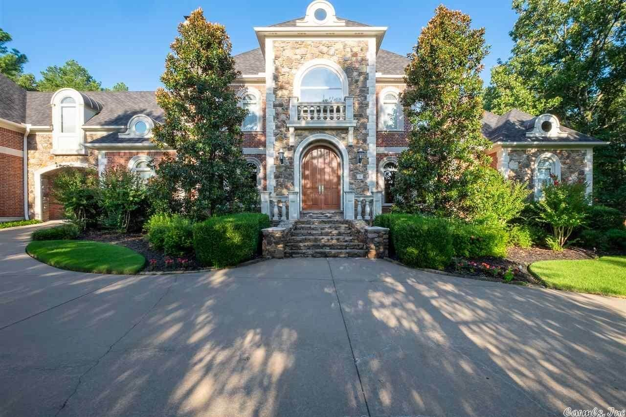 Residential for Sale at 20 Spring Valley Lane Little Rock, Arkansas 72223 United States