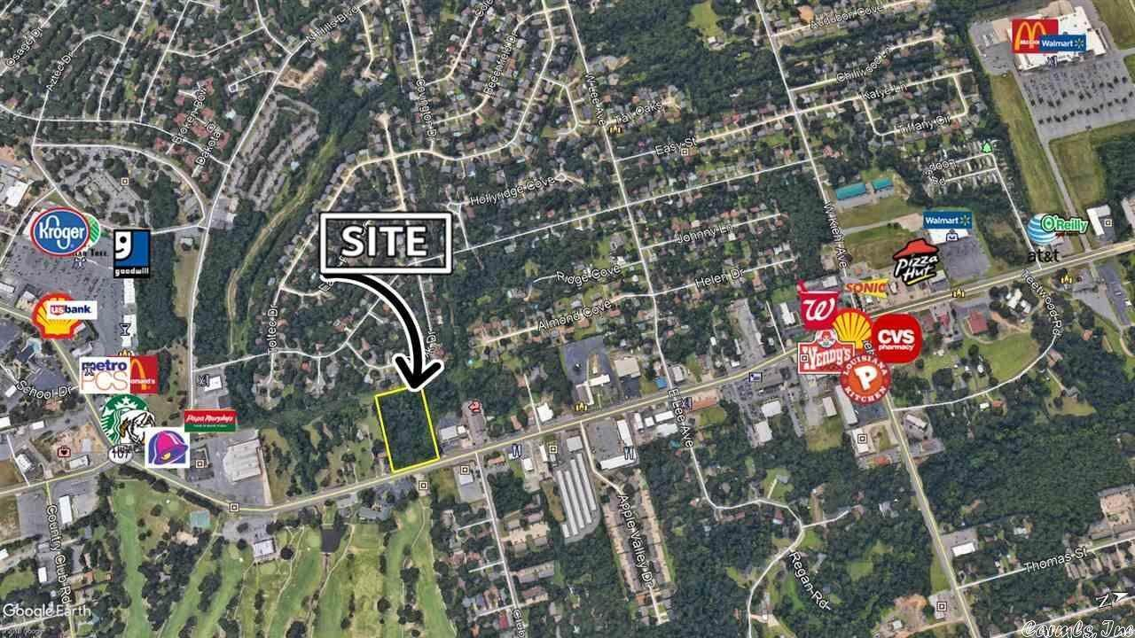 Commercial / Industrial for Sale at 7625 HWY 107 Sherwood, Arkansas 72120 United States