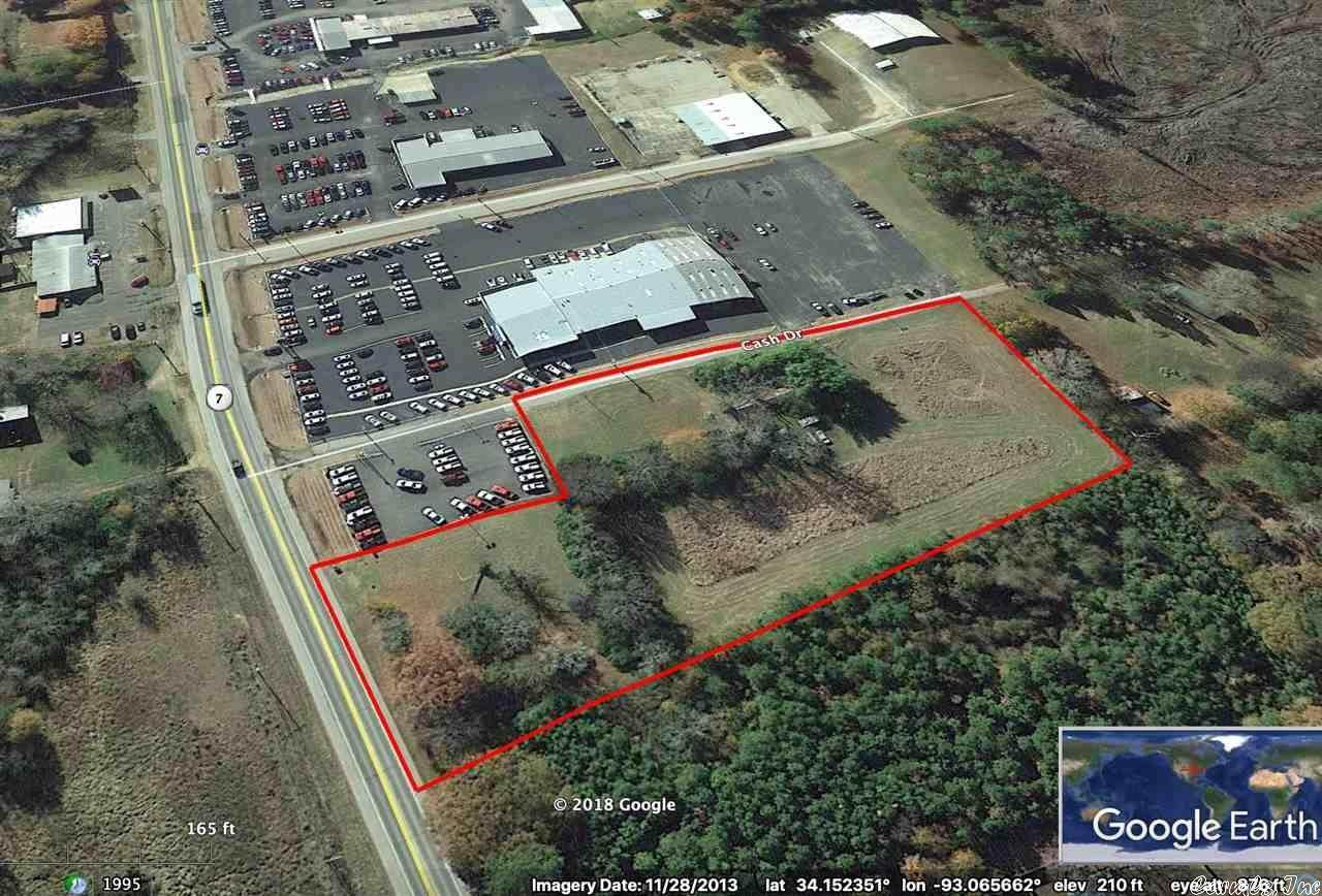 Commercial / Industrial for Sale at TBD Cash Drive & Highway 7 Arkadelphia, Arkansas 71923 United States