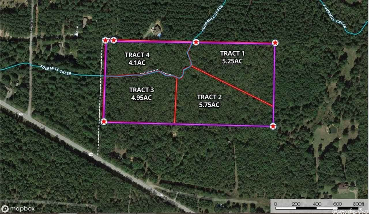 Vacant land for Sale at Highway 107 Cabot, Arkansas 72023 United States