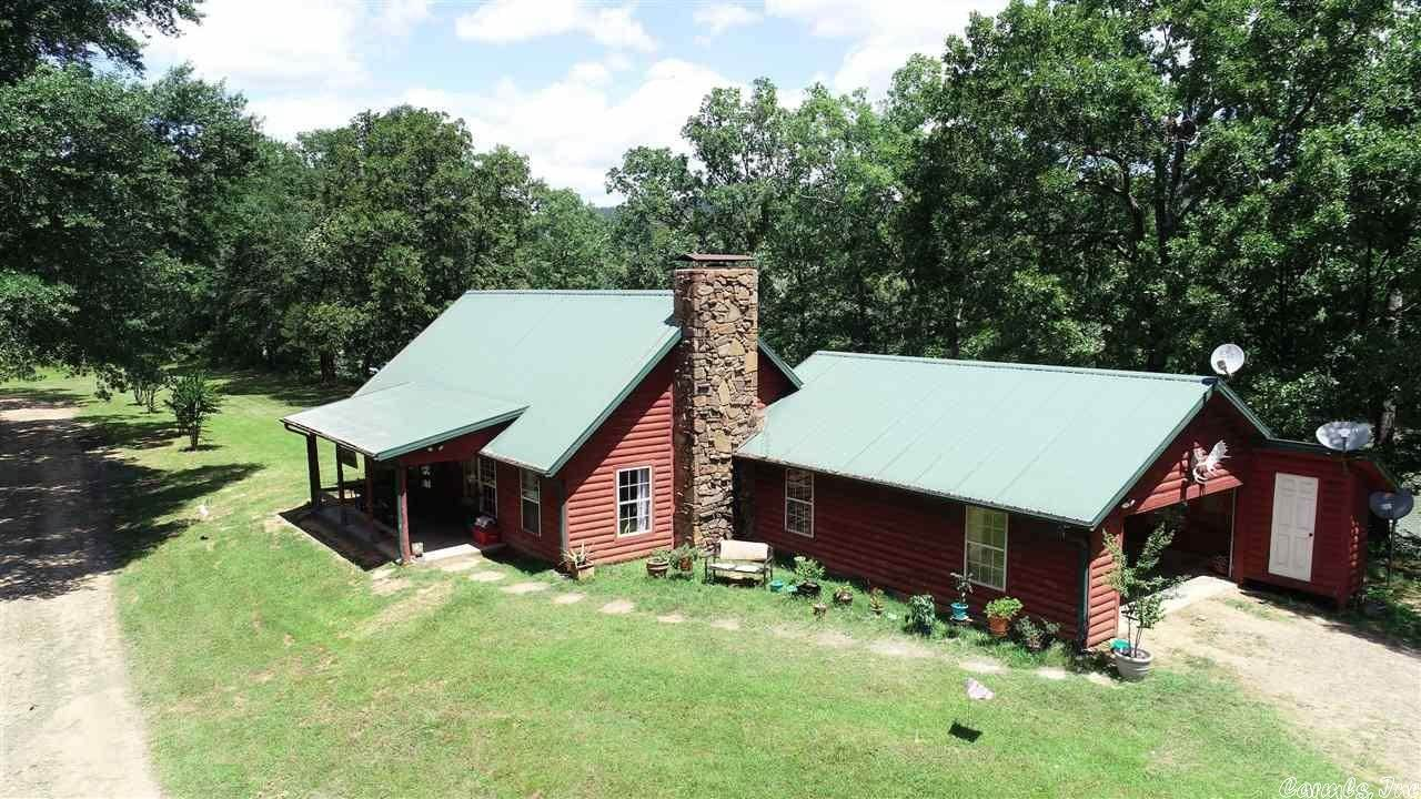 Residential for Sale at 14586 E Highway 28 Parks, Arkansas 72950 United States
