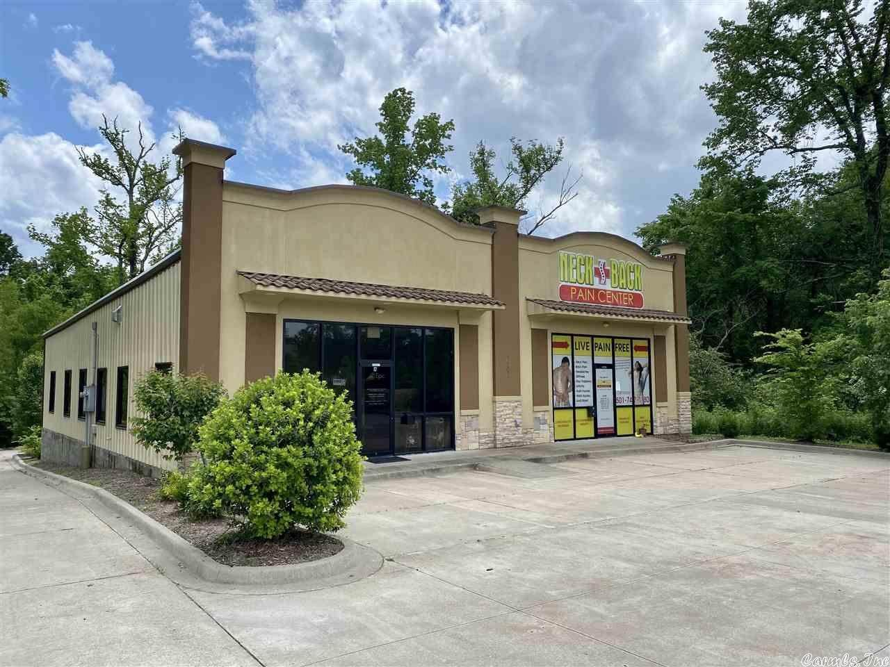 Commercial / Industrial for Sale at 10819 Stagecoach Road Little Rock, Arkansas 72210 United States