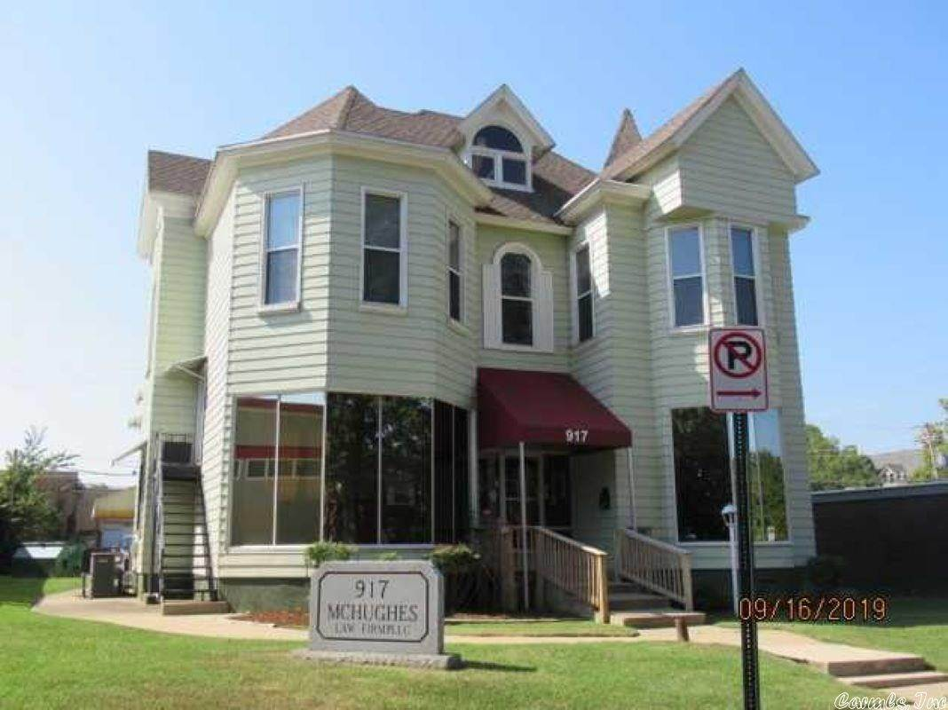 Commercial / Industrial for Sale at 917 W 2nd Street Little Rock, Arkansas 72201 United States