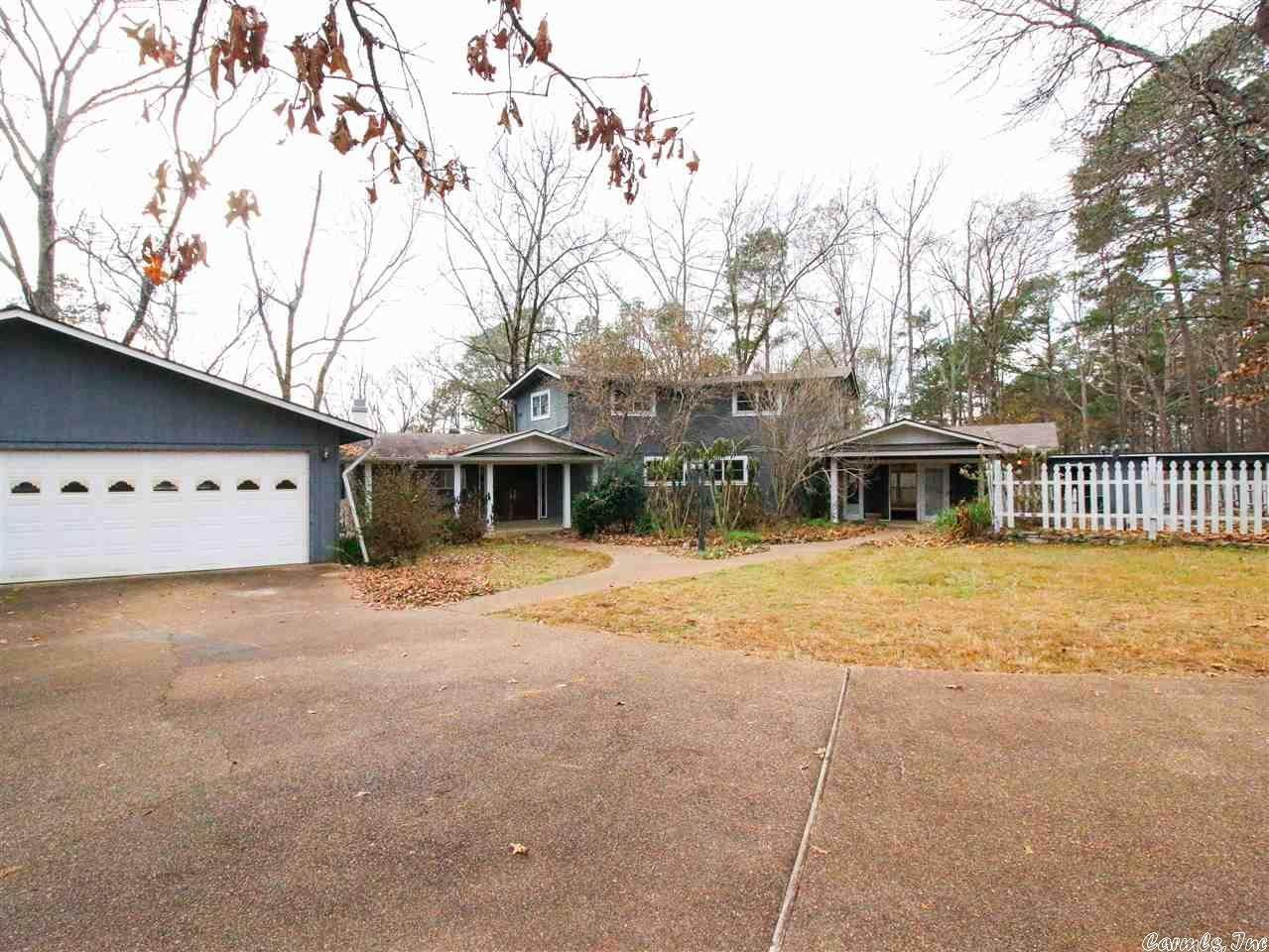 Residential for Sale at 1040 Akers Road Hot Springs National Park, Arkansas 71901 United States