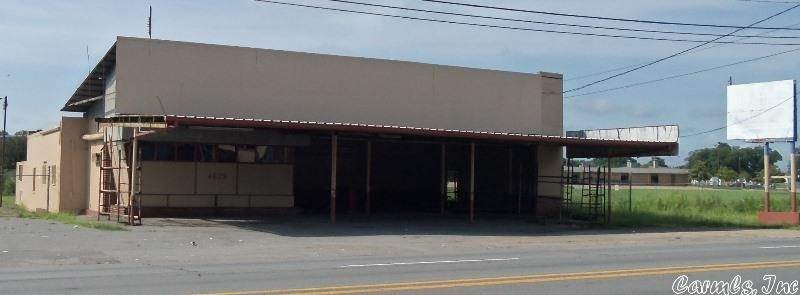 Commercial / Industrial for Sale at 4623 Asher Avenue Little Rock, Arkansas 72204 United States