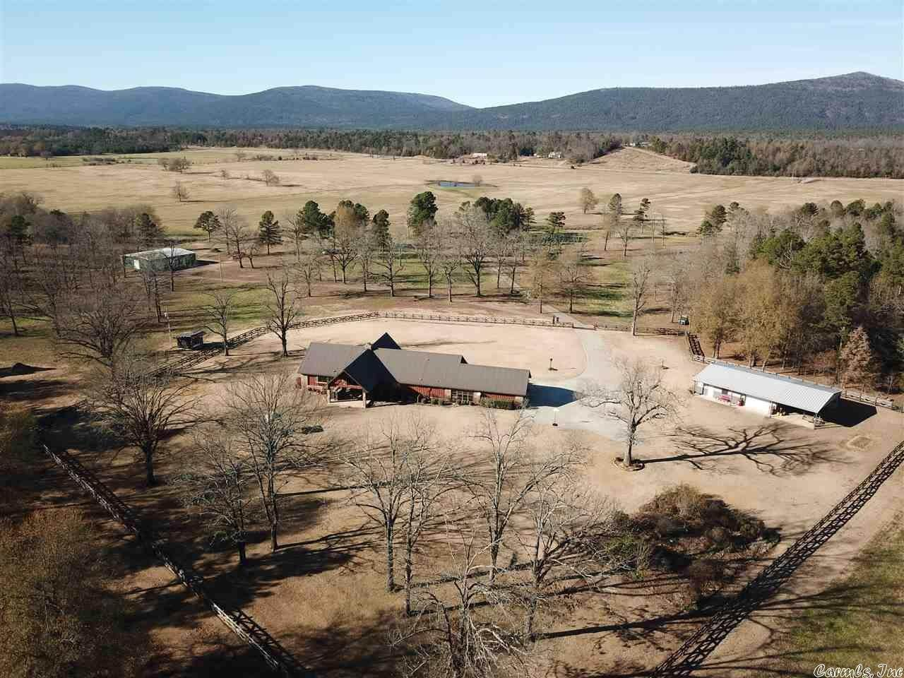 Residential for Sale at 5341 W HWY 28 Waldron, Arkansas 72958 United States