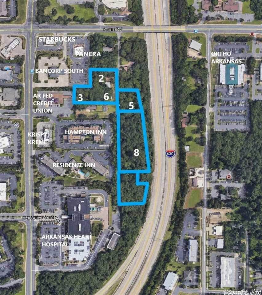 Commercial / Industrial for Sale at Kaufman Road Little Rock, Arkansas 72211 United States