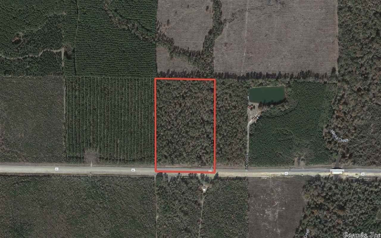 Vacant land for Sale at Hwy 82 W. Hamburg, Arkansas 71646 United States