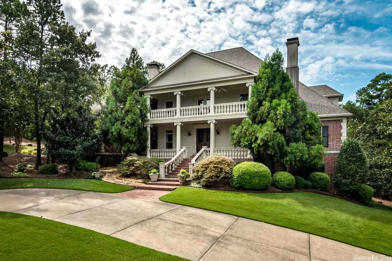 Residential for Sale at 2 Valley Crest Court Little Rock, Arkansas 72223 United States