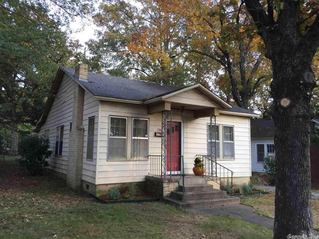 Residential for Sale at 1705 N Taylor Street Little Rock, Arkansas 72207 United States