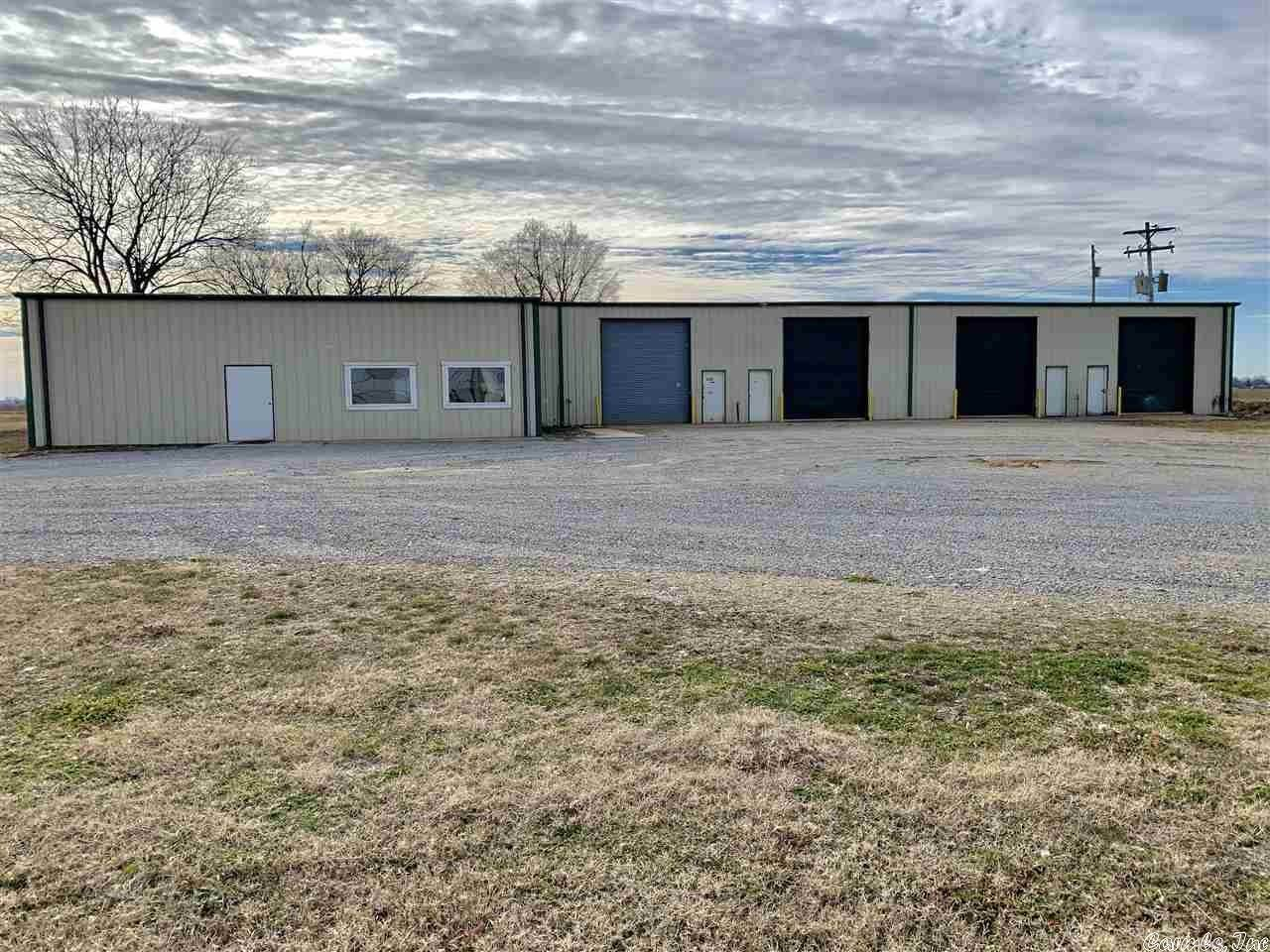 Commercial / Industrial for Sale at 8322 Hwy 18E Lake City, Arkansas 72437 United States