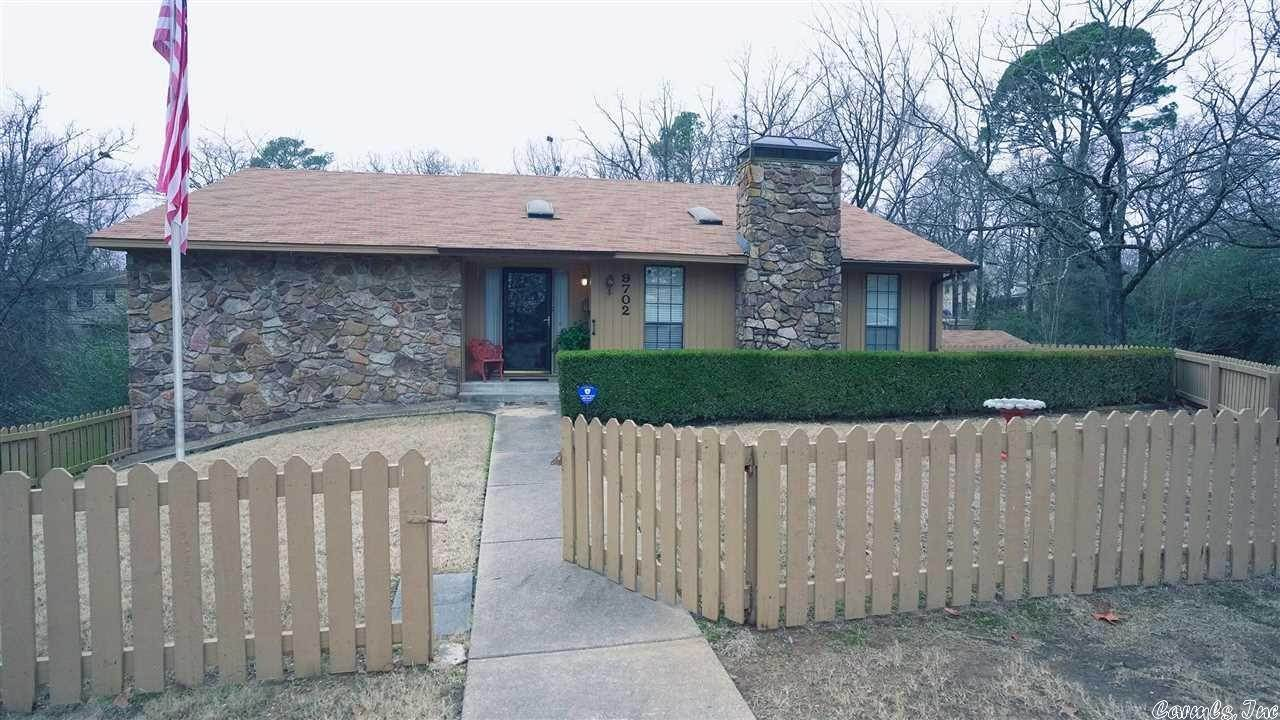 Residential for Sale at 9702 Brooks Court Little Rock, Arkansas 72205 United States