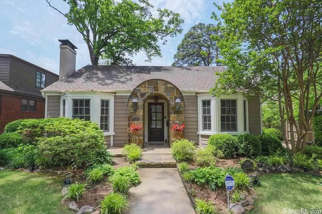 Single Family Homes for Sale at 1804 N Jackson Street Little Rock, Arkansas 72207 United States