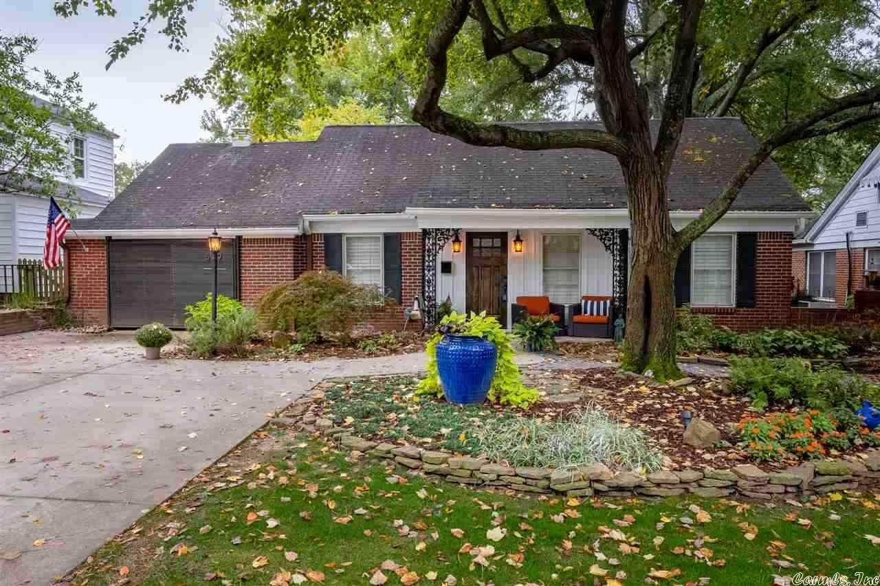 Residential for Sale at 5919 Hawthorne Road Little Rock, Arkansas 72207 United States