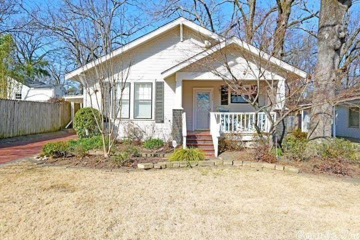 Residential for Sale at 5208 Lee Avenue Little Rock, Arkansas 72205 United States