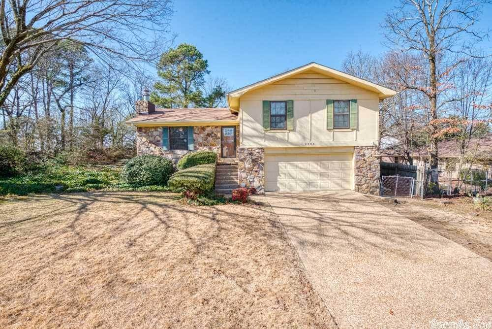 Residential for Sale at 9002 Leatrice Drive Little Rock, Arkansas 72227 United States