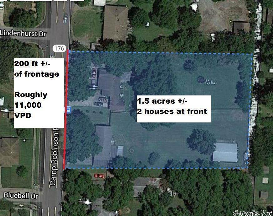 Vacant land for Sale at 5716 Camp Robinson North Little Rock, Arkansas 72118 United States
