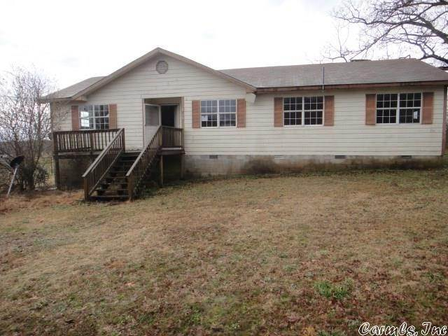 Residential for Sale at 50 Shady Lane Concord, Arkansas 72523 United States